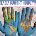 "Via the RAC: ""Get on the Air on World Amateur Radio Day"" event: Saturday, April 18, 2020"